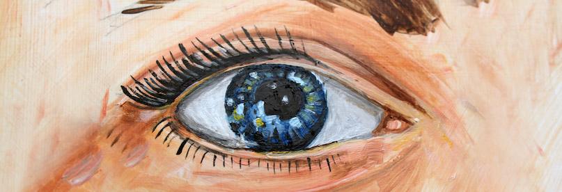 Draw & Paint Eyes