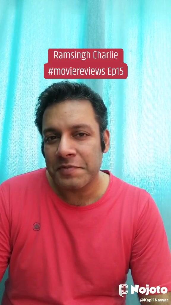 Ramsingh Charlie #moviereviews Ep15