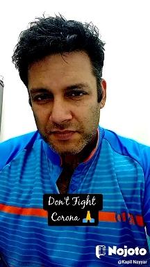 Don't Fight  Corona 🙏