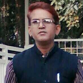 विपिन कुमार सोनी  a simple man against all odds.