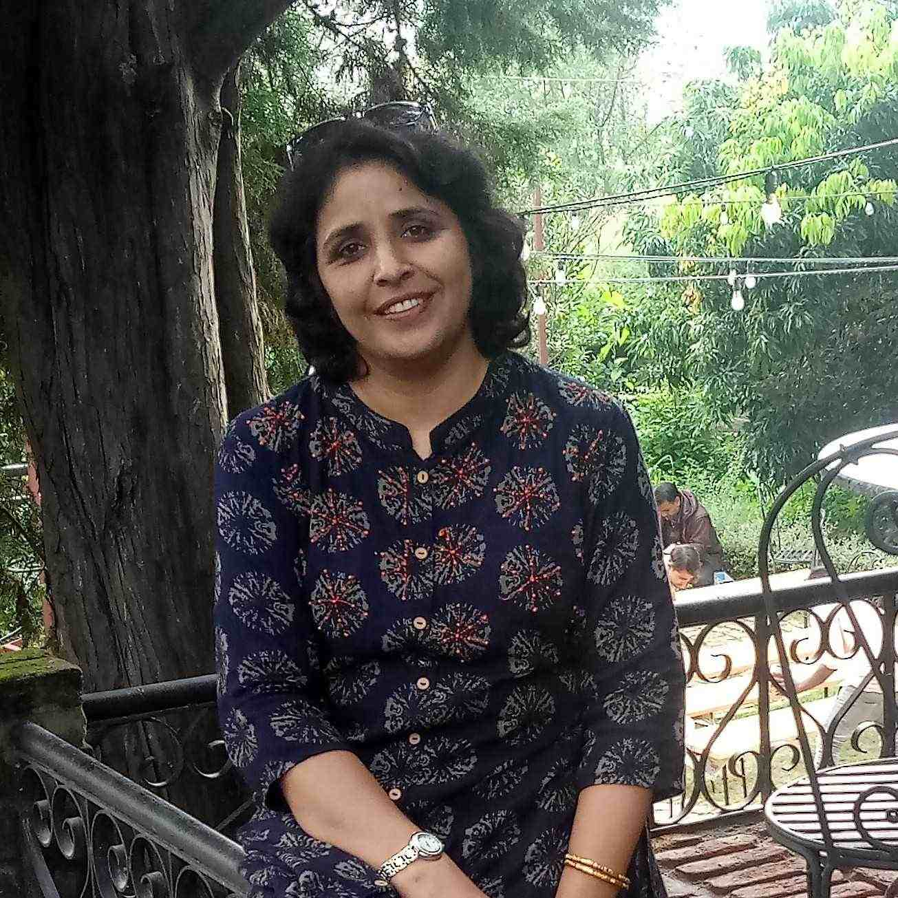 Ranjana Bansal (Jazbat ) Blogger, YouTuber,Writer (poem, story, article,quote) Professionally Principal.