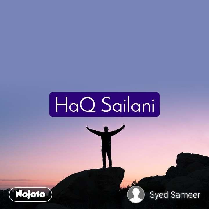 HaQ Sailani