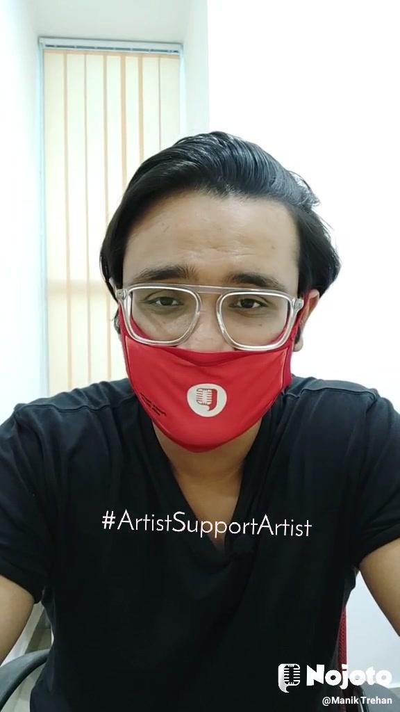 #ArtistSupportArtist
