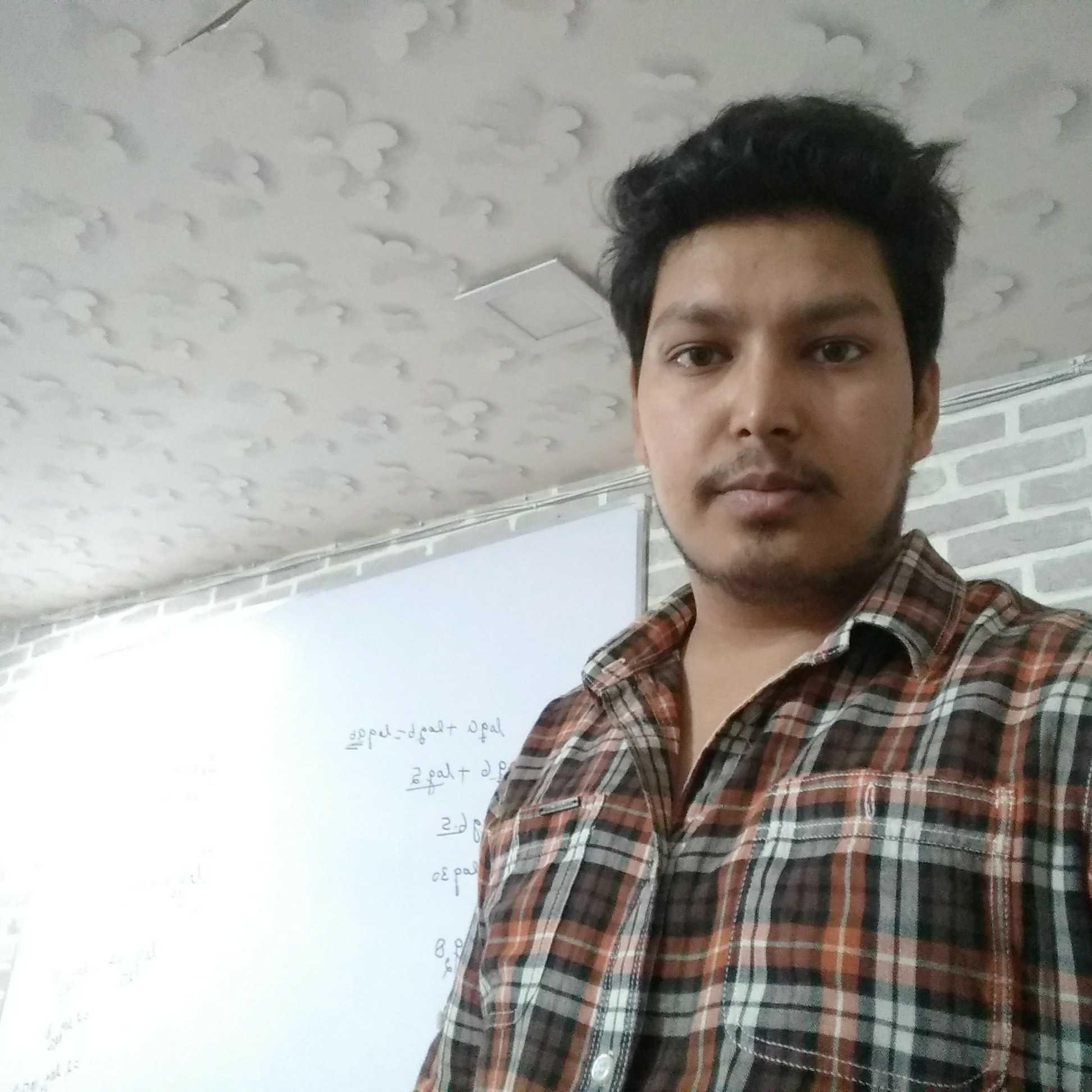 Sachin Sharma Mathematics and Statistics educator aspiring to crack CSE:2019 😊 Love to write whenever i get time :)