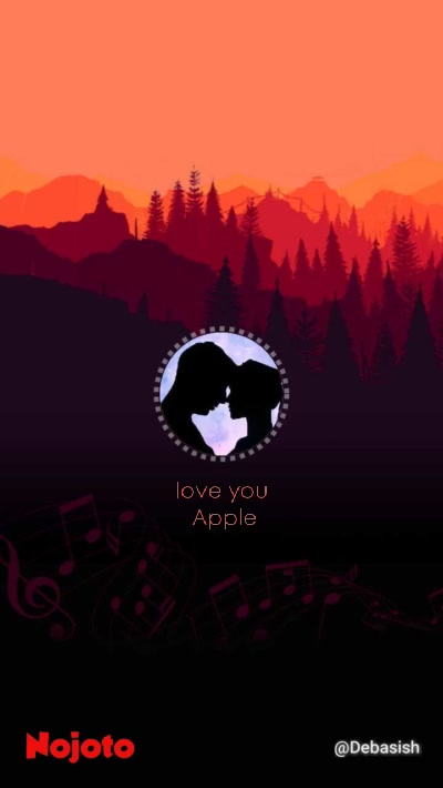 love you  Apple