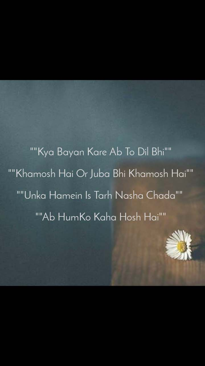 """Alone Quotes In Hindi  """"""""Kya Bayan Kare Ab To Dil Bhi""""""""   """"""""Khamosh Hai Or Juba Bhi Khamosh Hai""""""""  """"""""Unka Hamein Is Tarh Nasha Chada""""""""   """"""""Ab HumKo Kaha Hosh Hai"""""""""""
