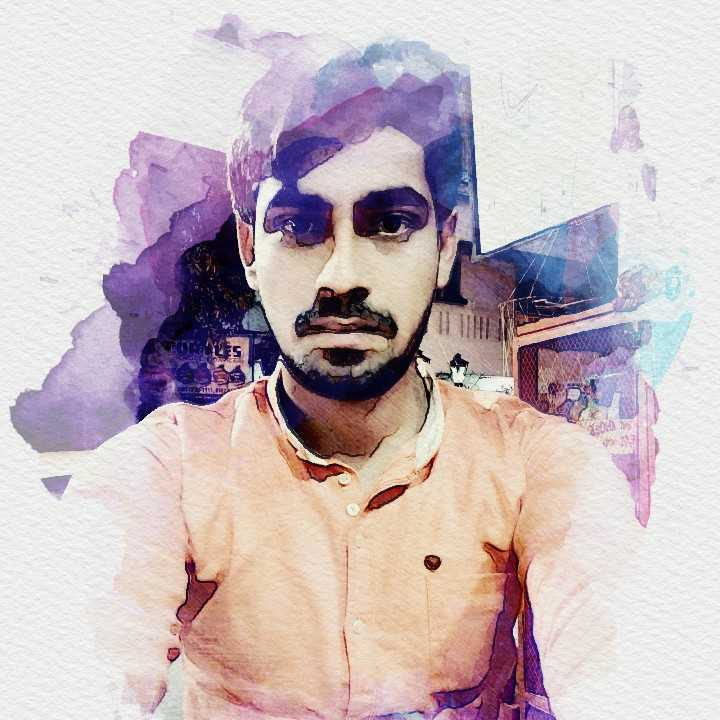 Shubham Rai (shupal) i just express my feelings on paper with pen from ink of emotions.  Follow on twitter- @shupal129