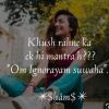 prapti lakhani insta page name: @praptikibaatein