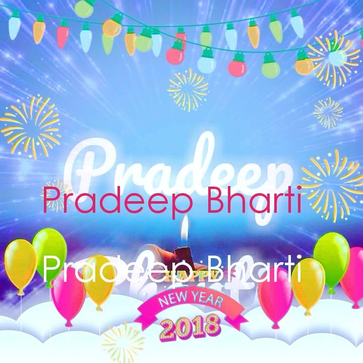 Pradeep Bharti  Pradeep Bharti