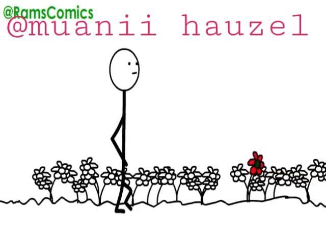 @muanii hauzel