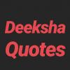 deekshaquotes follow me on instagram