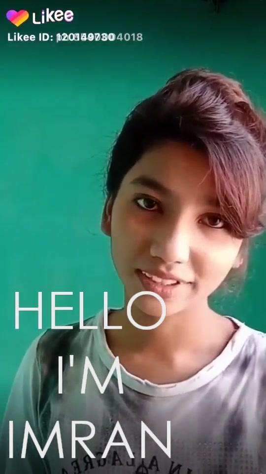 HELLO I'M IMRAN