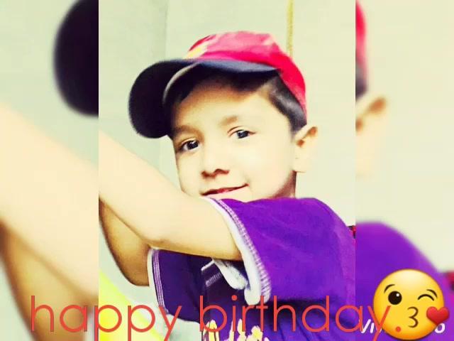 😘 happy birthday.