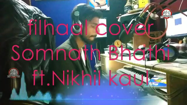 filhaal cover Somnath Bhathi ft.Nikhil kaul