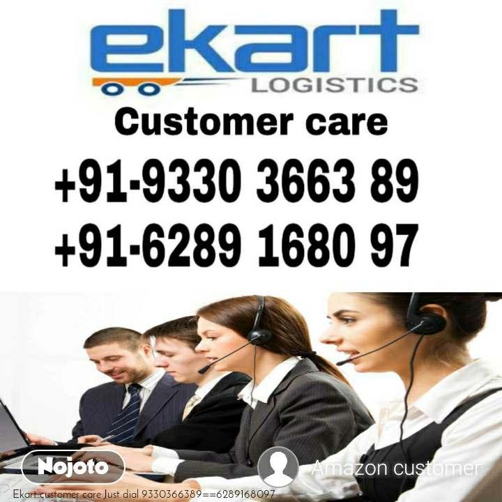 Ekart customer care Just dial 9330366389==6289168097