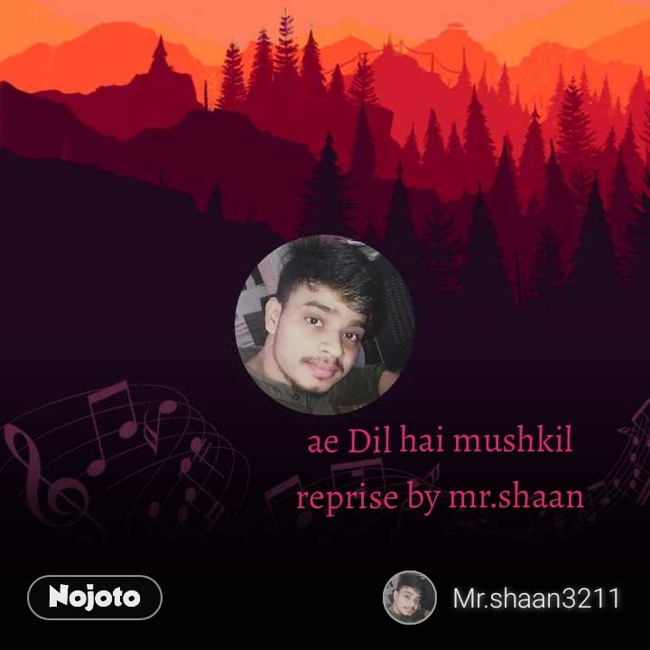 ae Dil hai mushkil reprise by mr.shaan