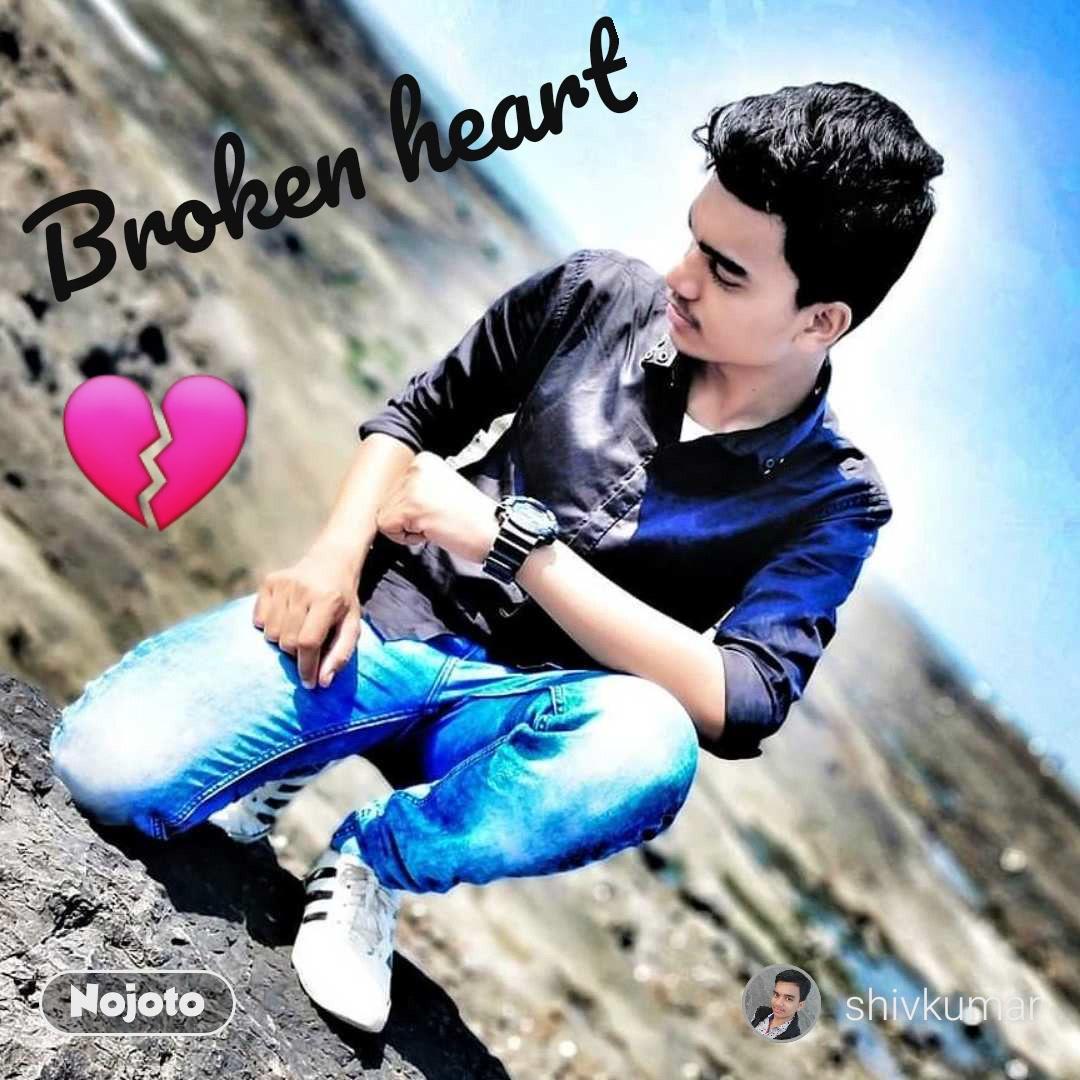 Broken heart 💔