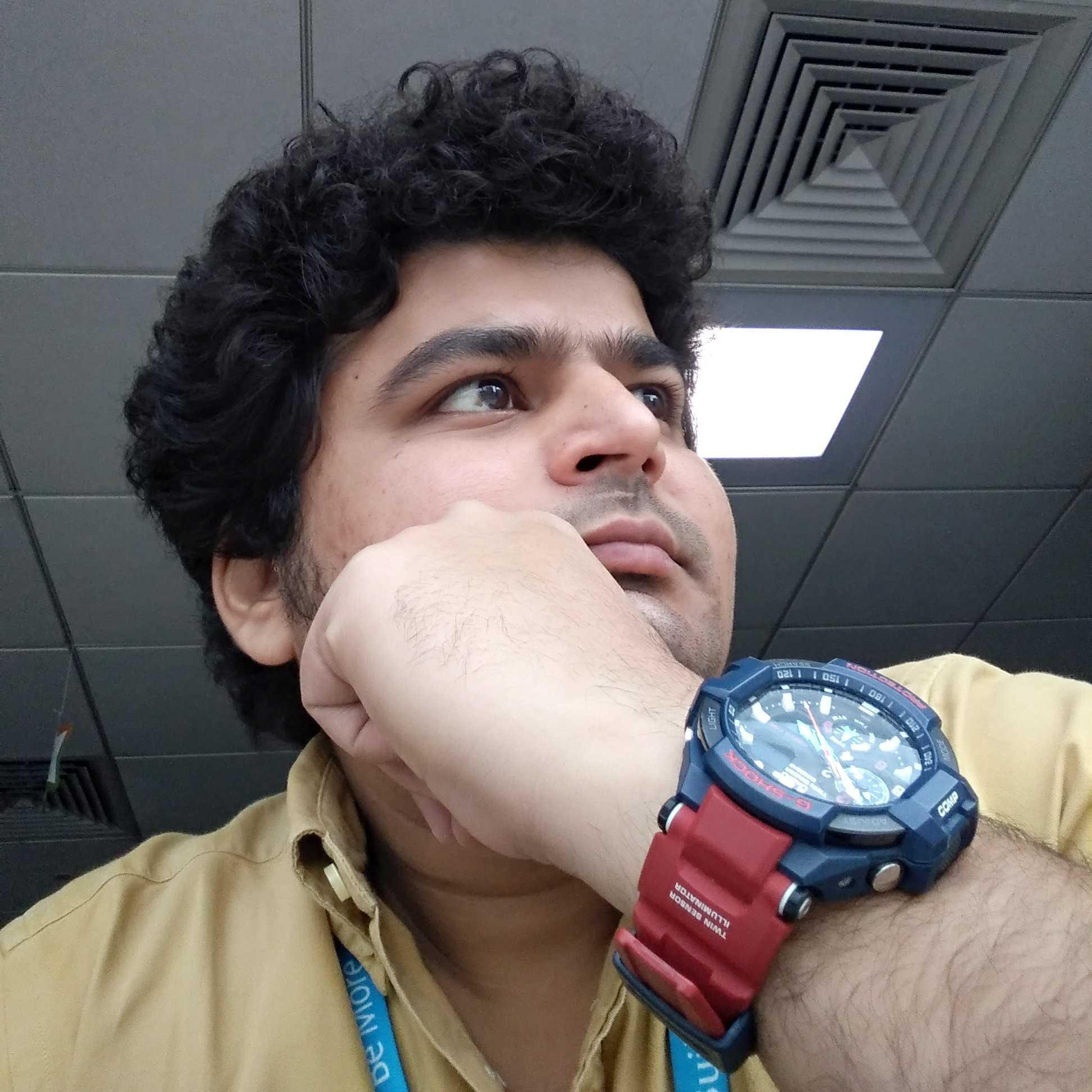 Vikas Sharma Poet/Singer/Emcee/Rj