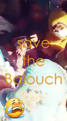 😭 save the Balouch