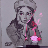 Imaginarygirl6💔 मैं !!!! राधा रानी ,,, नहीं बन पाउंगी !!!!???....,,, तुम श्याम बनने की सोचना भी मत ।।।। मैं !!!! imaginary ,,, तुम my imagination बन जाना हां !!!!!????... 💖🙇🏻♀️🤭🤭💝💝😊😊😊...  #hindiquotes #cutequotes #lovequotes  #loveshayris