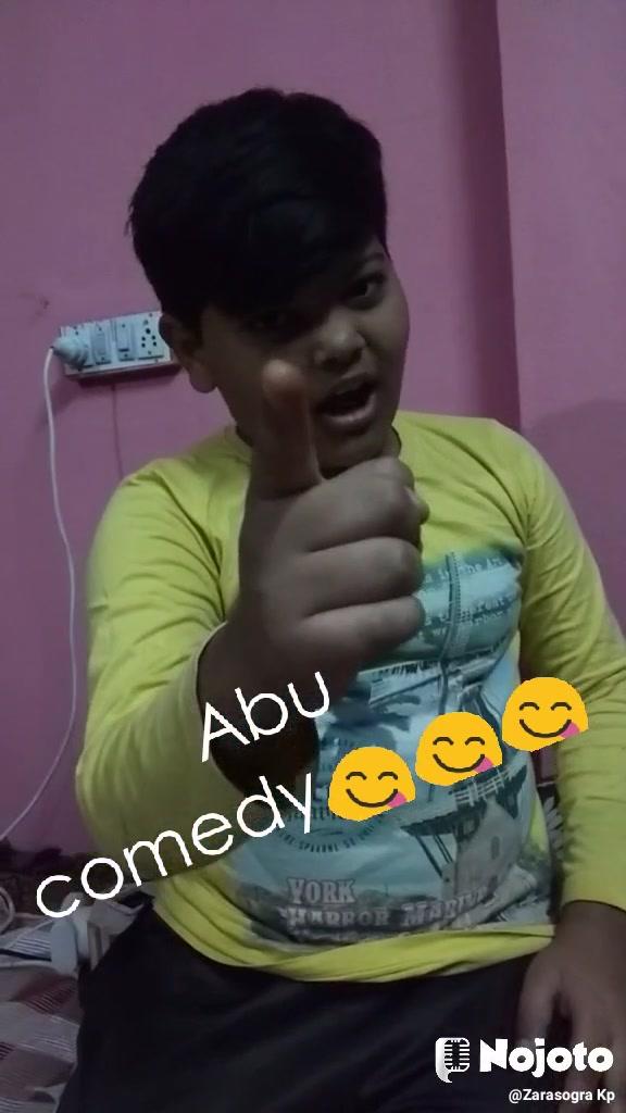 Abu  comedy😋😋😋