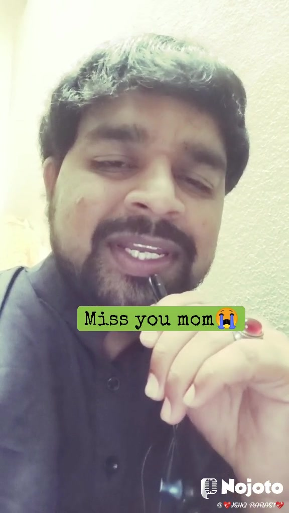 Miss you mom😭