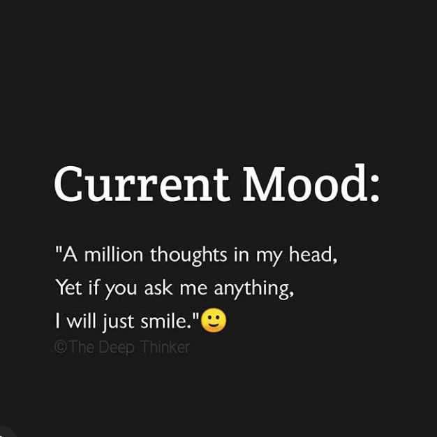Mood Thought Motivational Smile Poem Inspira English Poem
