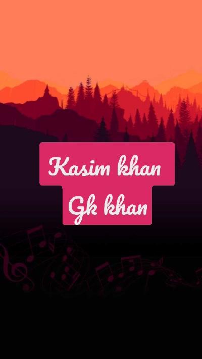 Kasim khan  Gk khan