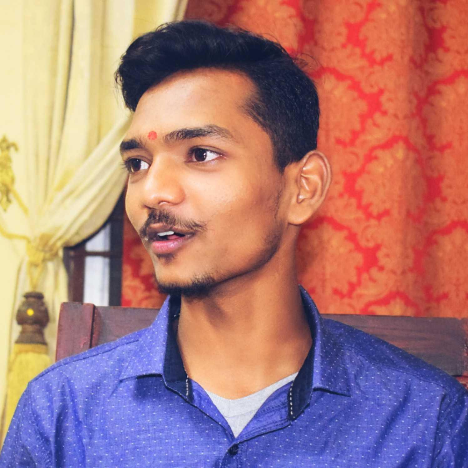 Shubham Tiwari Writer, Director, Story Teller and Motivational Speaker