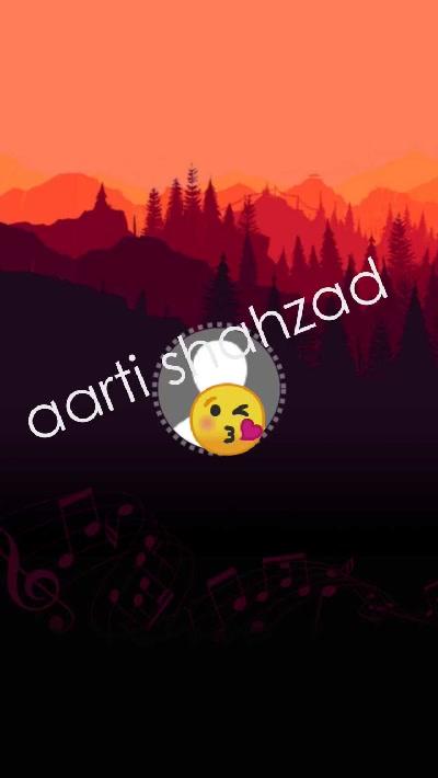 aarti shahzad 😘
