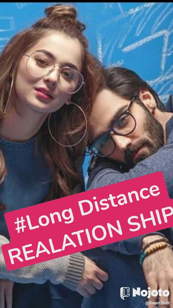 #Long Distance REALATION SHIP