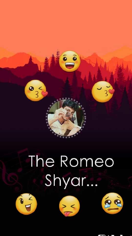 The Romeo Shyar... 😘 😚 😀 😉 😢 😝