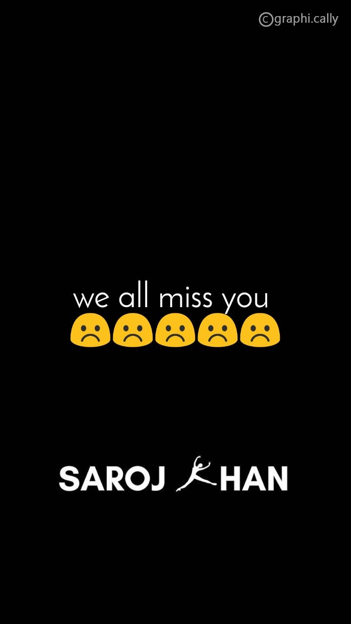 we all miss you  ☹️☹️☹️☹️☹️