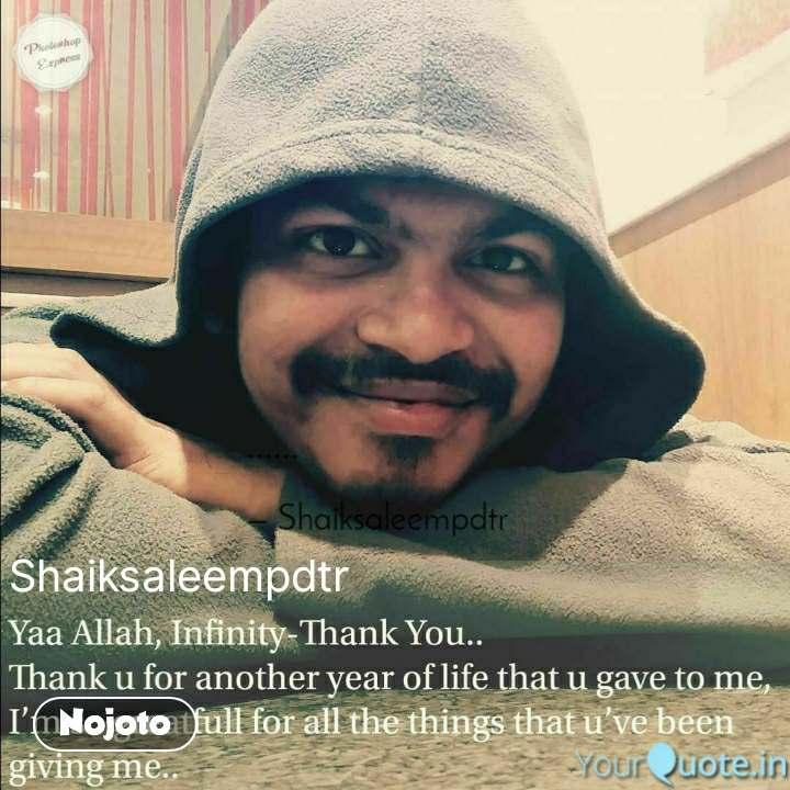 Apna time aayega Shaiksaleempdtr #NojotoQuote