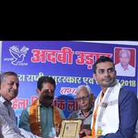 """जितेन्द्र जीत I am a professional Hindi songs lyricist and a epochal Hindi poet. published 1 solo book in 2015 for which I have been awarded by """" Adbi Udaan"""" with National award in """"Navodit Kavi sahitya puraskaar """" in 2018 and 2 other book with other poets till date.   written so many Religious Jain Bhajan ,relationship song and Social songs ,Romentic & Motivational Songs since 2017.   #JHANKAAR BEATS is my YouTube channel. subscribe for more videos."""