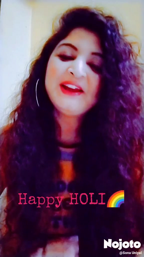 Happy HOLI🌈