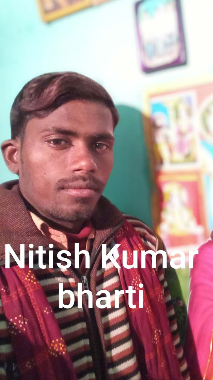 Nitish Kumar bharti