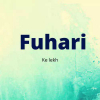 Fuhari follow Fuhari officially on Facebook page and on Instagram- https://instagram.com/_fuhari?igshid=yb75w4ynscqo