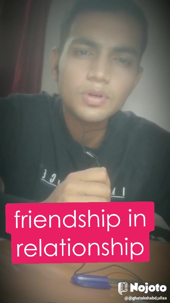 friendship in relationship