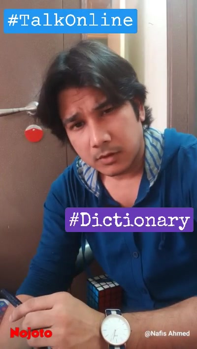 #Dictionary #TalkOnline
