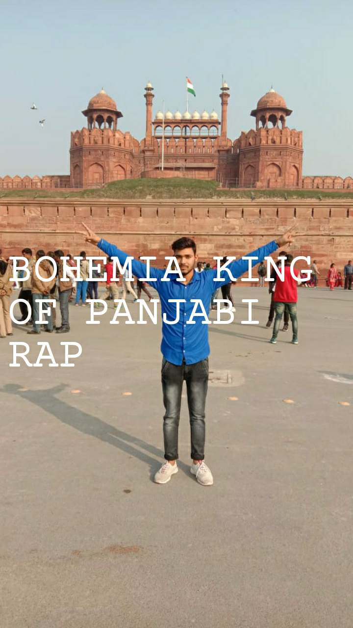 BOHEMIA KING OF PANJABI RAP