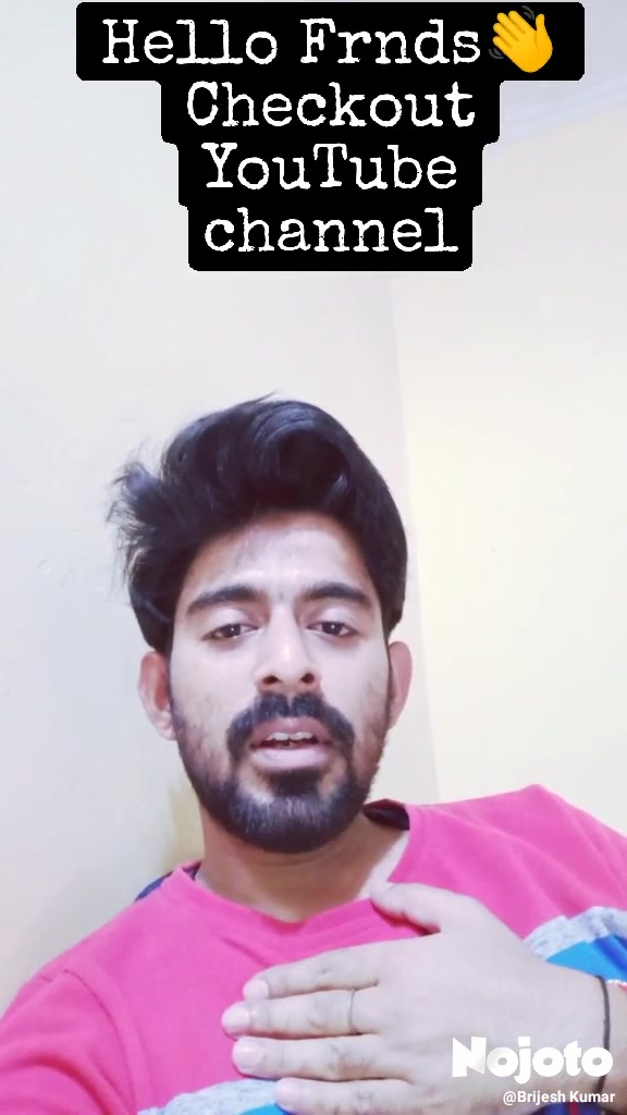 Hello Frnds👋 Checkout YouTube channel