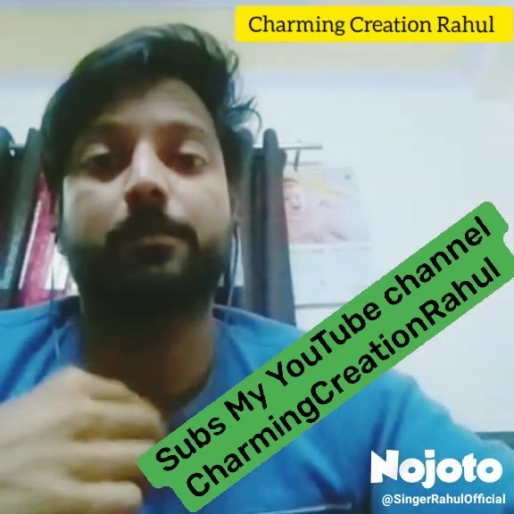 Subs My YouTube channel CharmingCreationRahul