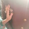 Sayyed Aabeda Ashrafi #sayyed aabeda ashrafi  #first tym heard Aazan 7jan🤗 #proud to be Indian 🇮🇳 #proud to be Muslim. 😍 #insta account  ladynona3751 kabhi kabhi  alfazon  ke sath Khelna accha lgta hai