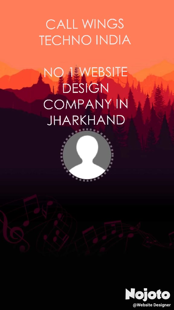 CALL WINGS TECHNO INDIA  NO 1 WEBSITE DESIGN COMPANY IN JHARKHAND
