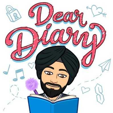 Dear Diary✍🏻