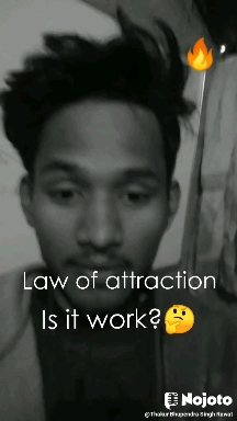 Law of attraction  Is it work?🤔 🔥