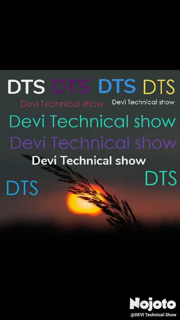 DTS   DTS DTS  DTS Devi Technical show  Devi Technical show Devi Technical show Devi Technical show DTS  DTS Devi Technical show