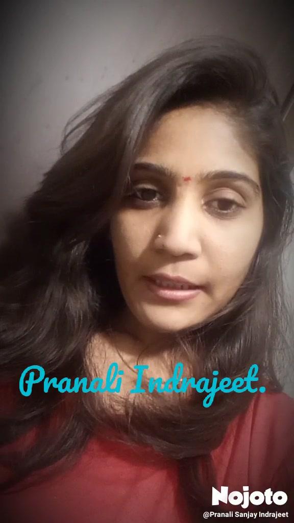 Pranali Indrajeet.
