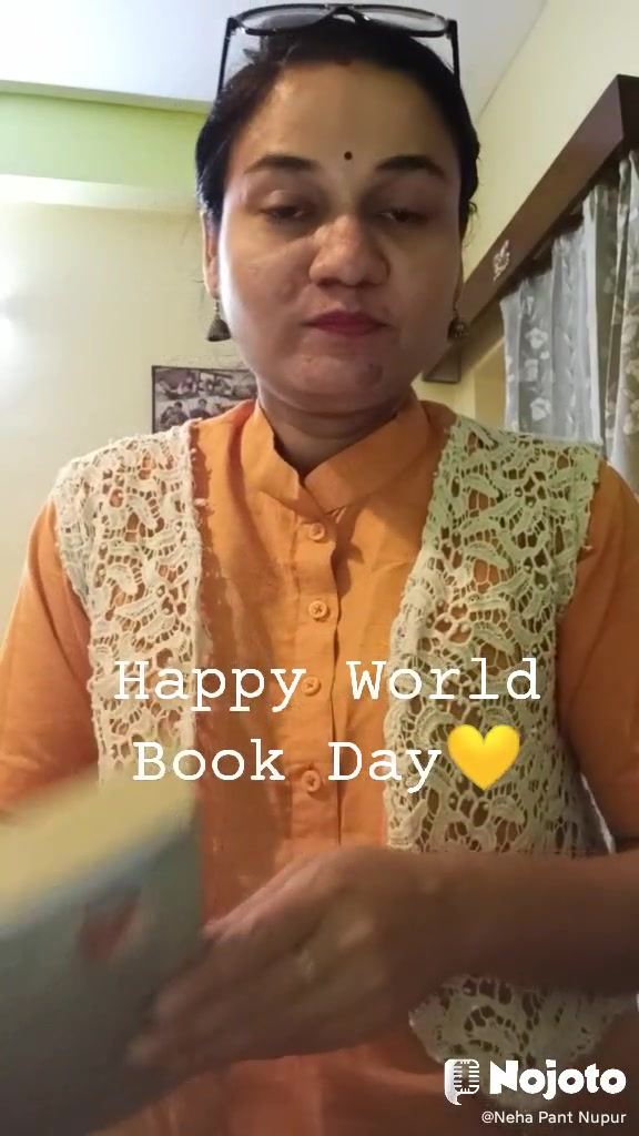 Happy World Book Day💛